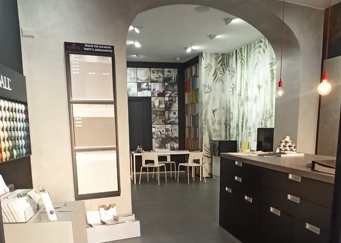 Showroom Resinnova
